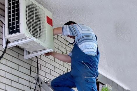 Làm gì khi cục nóng máy lạnh bị kêu