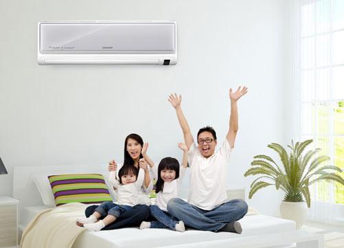 Làm sao khi máy lạnh bị xì gas?